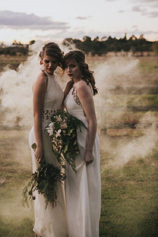 Romantic Australian Country Wedding Ideas | Samantha Heather Photography