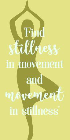 Yoga Benefits Daily Practice Quote