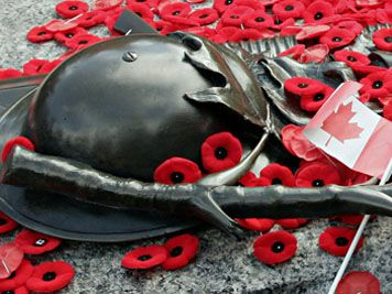 remembrance day o canada