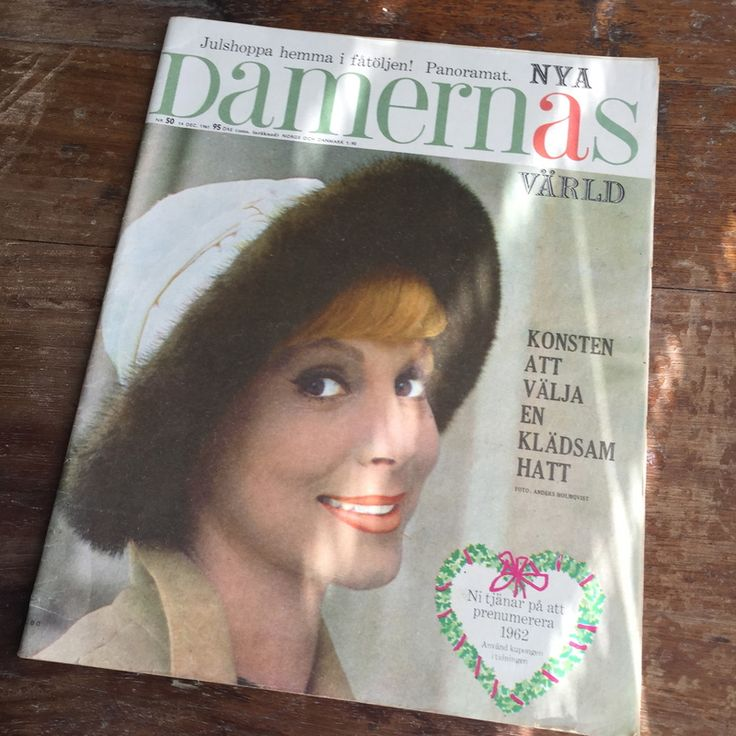 Tijdschrift Damernas | boeken & kaarten | Bij Zus