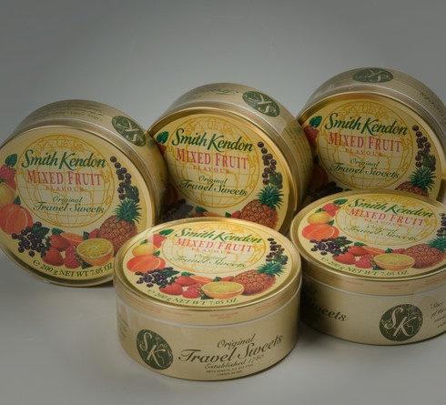 Nostalgia sweets