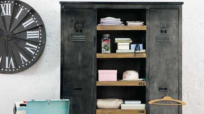 casiers m talliques pour rangement industriel casiers m talliques casiers et metallique. Black Bedroom Furniture Sets. Home Design Ideas
