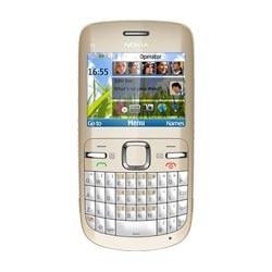 Celular Nokia C3-Sistema Operaci. Symbian S40 6.0, Wi-Fi, Câmera 2.0MP, Bluetooth - Dourado  http://www.amazomstore.com.br/detproduto.asp?idproduto=24500