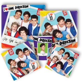 #SAVE up to 48% off One Direction party supplies and other #1D party items - http://www.discountpartysupplies.com/girl-party-supplies/one-direction-party-supplies