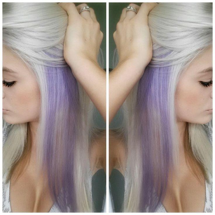 Best 25+ Blonde underneath ideas on Pinterest   Blonde peekaboos ...