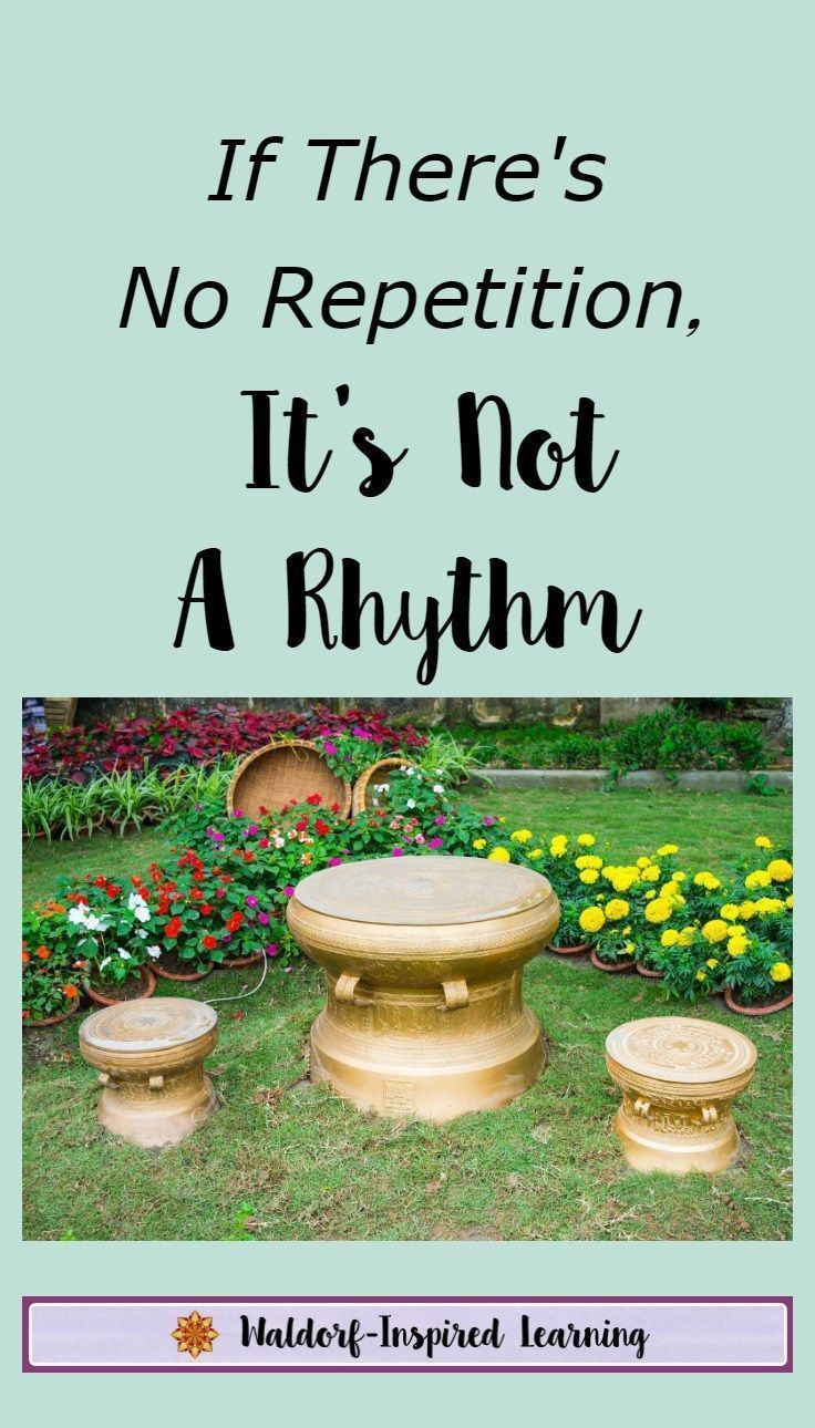 Rhythm and repetition in Waldorf homeschooling reduce decision fatigue and power struggles. Create a rhythm for chores, meal planning, and activities.