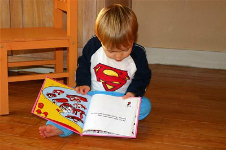 Trucos para enseñar a leer a tu hijo o ayudarle en esta aventura