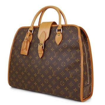 Louis Vuitton Monogram Rivoli Briefcase Business Laptop Bag. Carry your laptop in style! The Louis Vuitton Monogram Rivoli Briefcase Business Laptop Bag is a top 10 member favorite on Tradesy. Save on yours before they're sold out!