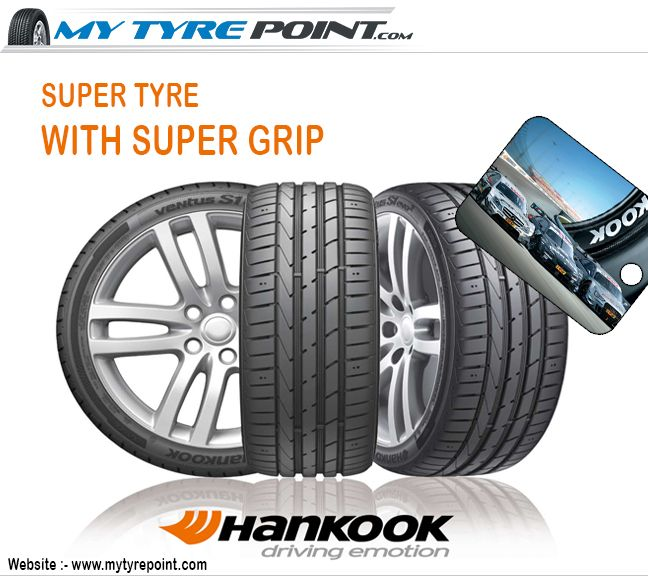 Buy Hankook Tyres Online At Best Price From Mytyrepoint Com