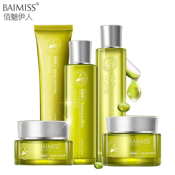 Baimiss оливковое увлажняющий крем для лица по уходу за кожей против морщин против старения лечение укрепляющий лифт для лица купить на AliExpress