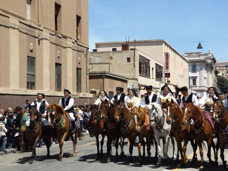 Festa di Sant'Efisio - #santefisio #cagliari #festa #Sardegna #festesarde #festesardegna