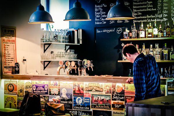 Léhűtő - Craft Beer Bar #Budapest #craftbeer #beer