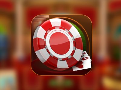 Icon For Casino Game by Tanya Vovchek