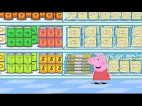 Peppa Pig New English Episode - DADDY PIGS NEW JOB july 2013 - YouTube