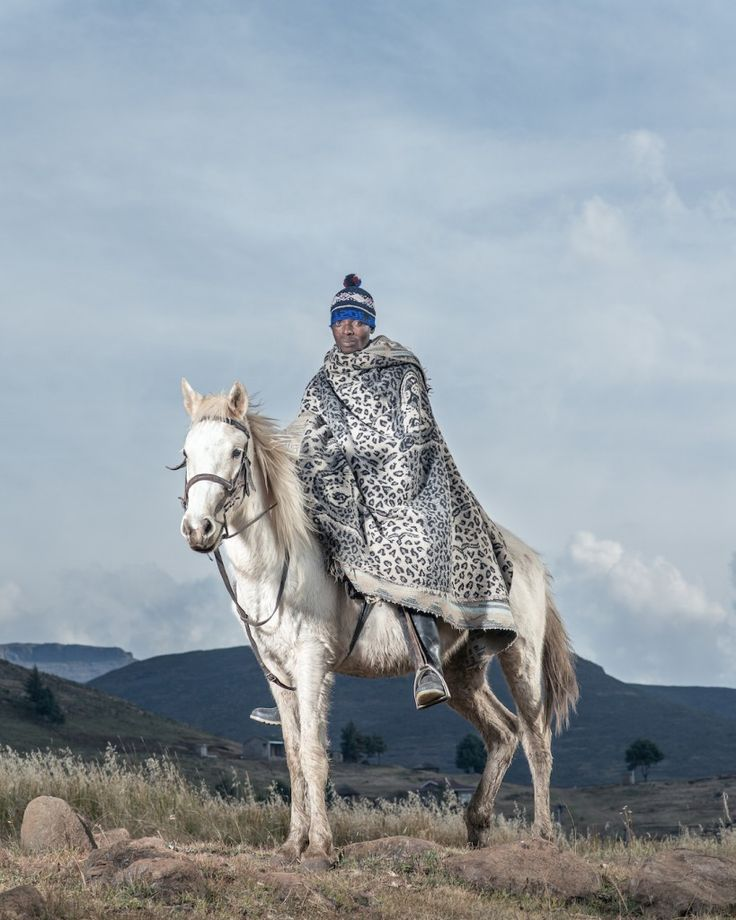 The Enigmatic Horsemen of Lesotho, In Pictures