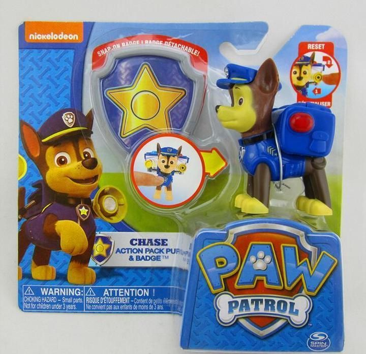 Paw Patrol Deformation Dog Action Figure Pack Pup Shield Kids Gift Toy Doll A03  | eBay