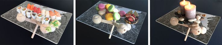 Sculptural function ! Jacks serving tray.  Everybody should have things that are not boring!