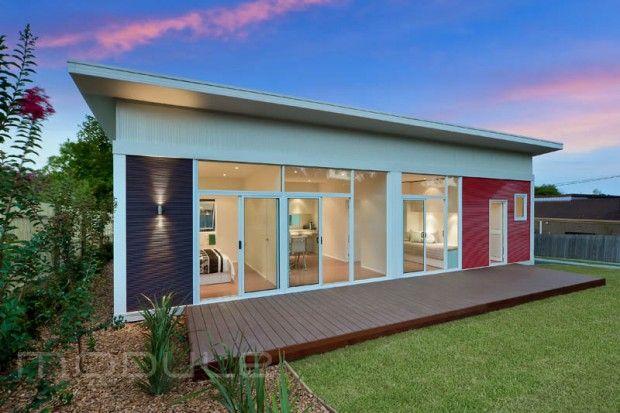บ้านสไตล์โมเดิร์น สำเร็จรูปชั้นเดียว ใช้เวลาไม่นานก็ได้อยู่ « บ้านไอเดีย แบบบ้าน ตกแต่งบ้าน เว็บไซต์เพื่อบ้านคุณ