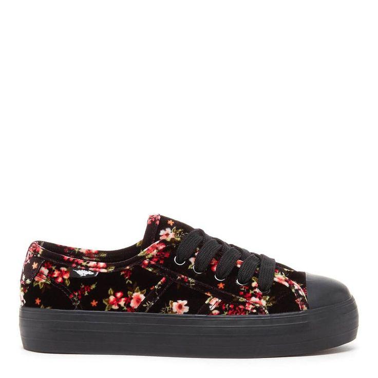 Magic Floral Sneaker