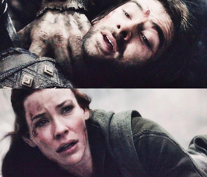 This was one of the most emotional scenes I have ever had to witness... only love can hurt like this. *starts sobbing*