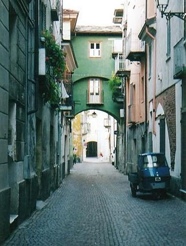 Cuneo, Italy I so desperately want to go back here!