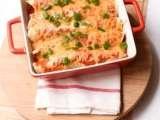 Recette Enchiladas au boeuf et au fromage - Ptitchef