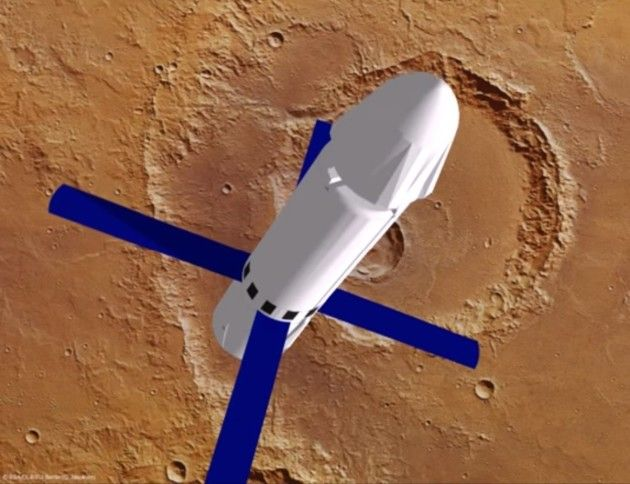 Ambitious plan aims to start colony on Mars within 20 years.