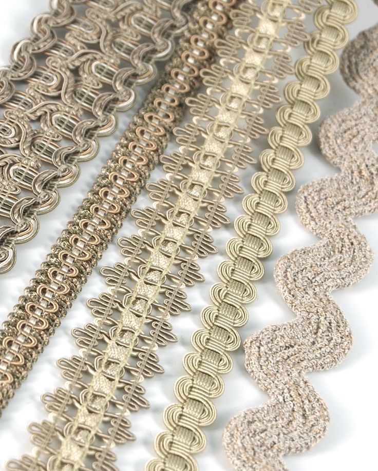 217 Best Decorative Trims Tassels Images On Pinterest Tassels Curtains And Coral