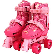 Pinkalicious Roller Skates, Twin A would flip for these!