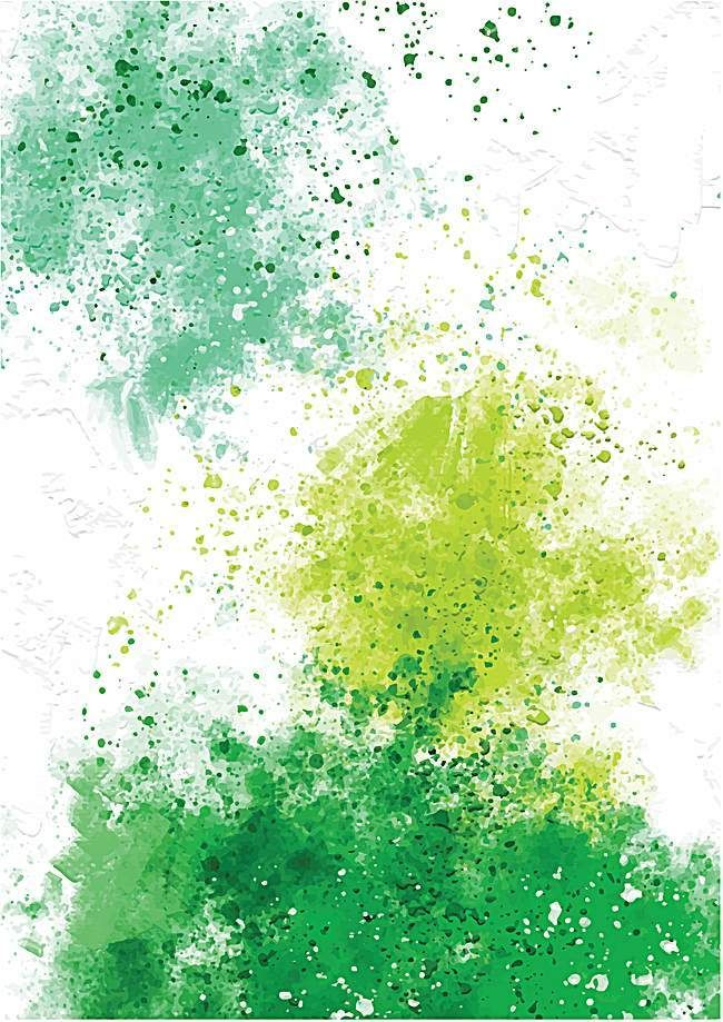 Watercolor Background Music Poster Watercolor Background Flower Background Wallpaper Green Watercolor