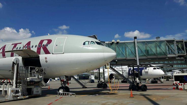 Od 1 lipca Qatar Airways operuje na trasie Doha-Warszawa większym samolotem A330