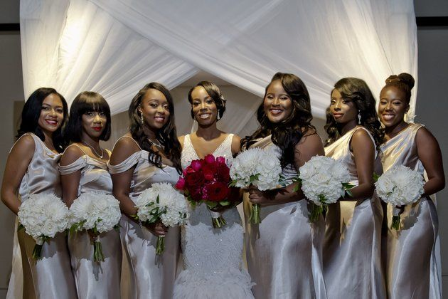 Lovely Ladies - Bridal Bliss: Pierre And Myriam's Wedding In The Gallery Of Amazing Things Was Truly Amazing