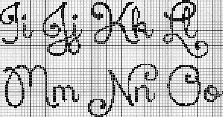 Cantinho da Thaii : Alfabetos & Monogramas