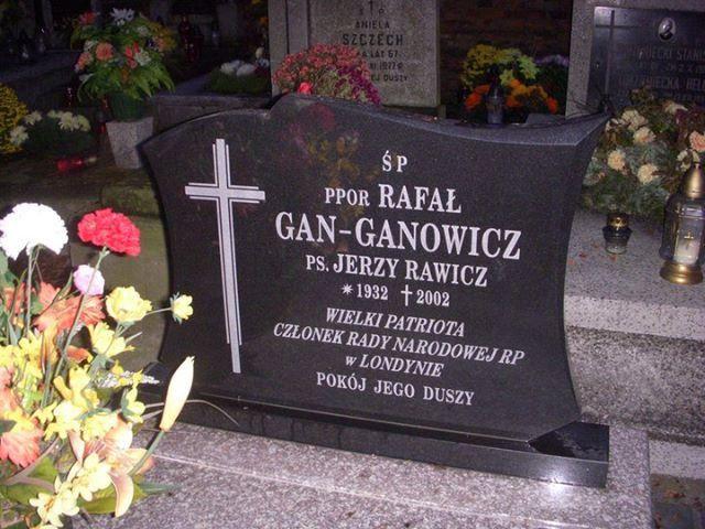 RAFAŁ GAN-GANOWICZ – ANTYKOMUNISTYCZNA LEGENDA - ONR Brygada Łódzka