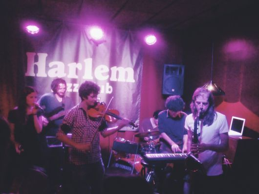 Harlem Jazz Club Barcelona (by Sean Hurson)