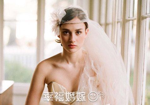 Flora headwear, long veil, bridal headwear, new design headwear