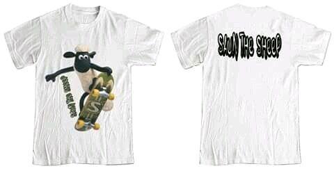 kaos t-shirt keren