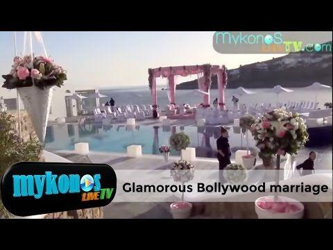 Faarah's & Saagar's  Exclusive wedding in Mykonos.  3 days celebrations :: Locations Petasos Beach Resort || Cavo Paradiso Club || Nammos Beach Restaurant