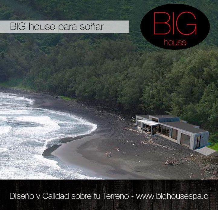 Más detalles en www.bighousespa.cl