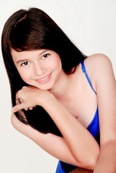 yuki kato when she was young