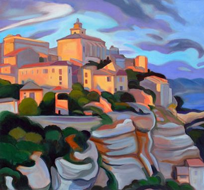Tracy Turner French Landscapes
