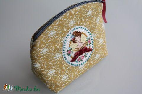 Tilda női pipere táskája (serendipity22) - Meska.hu