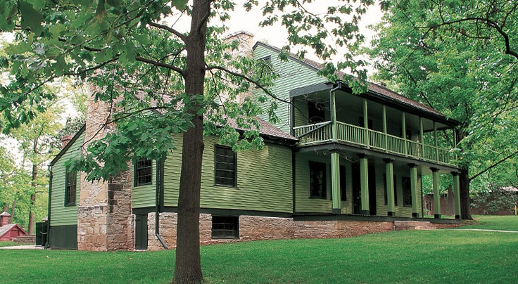 Ulysses S Grant National Historic Site in St Louis