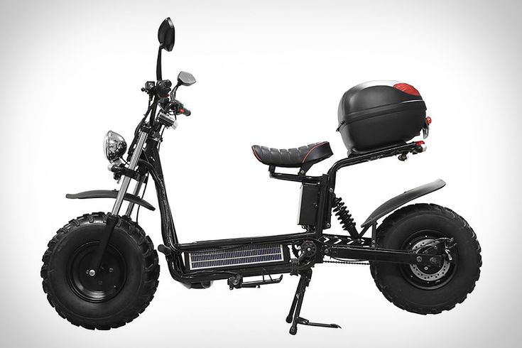 Rugged, street-legal, and eco-friendly, the Beast Off-Road Scooter blends a surprising mix of features into a versatile vehicle. An electric motor (or two) propels the bike to speeds of up to 30 miles an hour, and is powered by a...