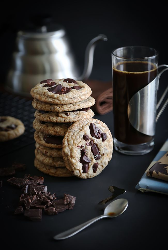 Sprinkle Bakes: Mast Brothers Chocolate Chip Cookies