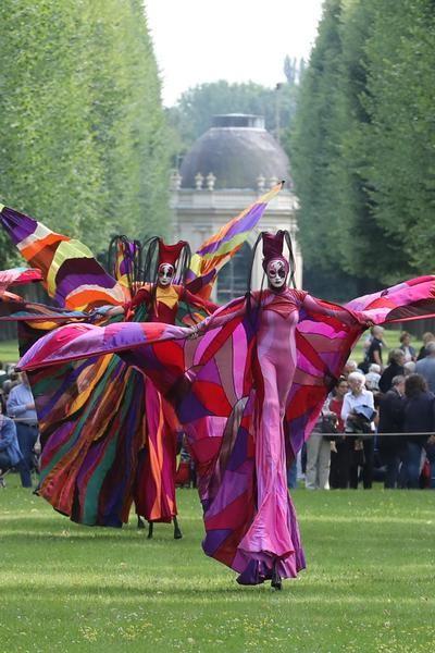 """Herrenhäuser Gärten """" Kleines Fest im Großen Garten"""" Palace Hanover + Royal gardens germany - Events in Hanover"""