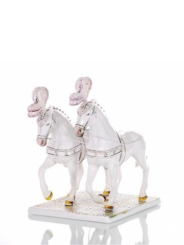 Going to the Chapel Horses - Fine Bone China Figurines – The English Ladies Figurines Co.