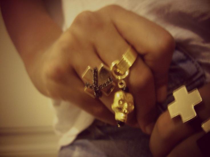 rings by nene