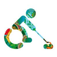 Wheelchair Curling | Sochi 2014 WInter Paralympic Games //pictograms for Paralympics