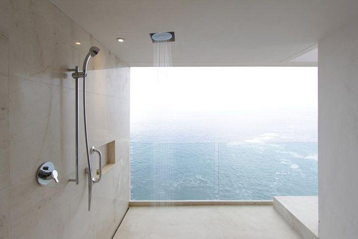 Casa Almare, Puerto Vallarta, 2010. Awesome bathroom!